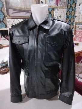 Berbagai jaket kulit asli garut
