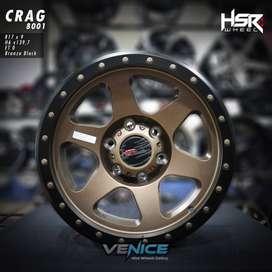 Velg Mobil Hsr Pajero Fortuner Hilux Ranger Triton Venice Medan