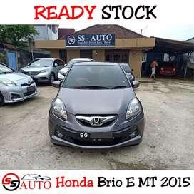 Honda Brio E MT 2015 1stHand SuperMacan SuperMulus SuperOrisiniL
