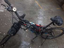 Hero Sprint good condition 21 gear with front disk brake
