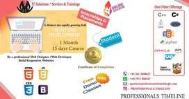 Online IT Courses , Trainings and Services