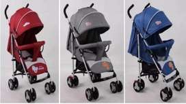 Baby stroller available