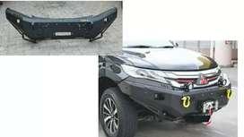 Bemper/Tanduk Depan All New Pajero Model OFFROAD