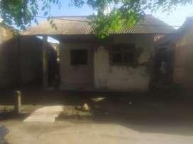 Rumah kampung di cibitung wanasari
