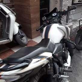 Apache RTR Bike