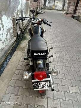 Diesel bullet