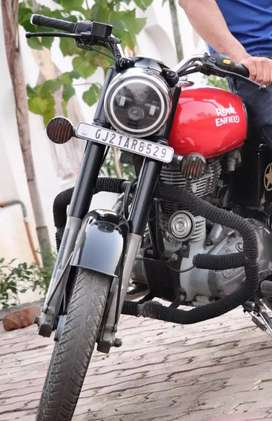 I want to sell my bike Royal Enfield