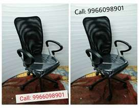 10 Mesh Chairs with Steel Arms - for just 26,000/- Only