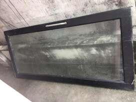 Glass door 6 length 3 breadth