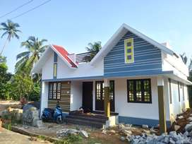 thrissur mannuthy kootala 4 cent 3 bhk new villa