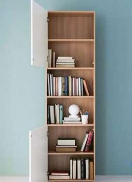 Book shelf Cabinet 6 feet Brand new