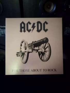 Piringan Hitam / Vinyl / PH. AC/DC.