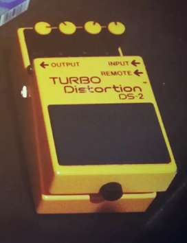 Efek Turbo Distortion DS-2