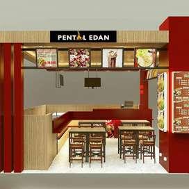 Jasa Interior Design Terbaik Booth Mall Green Pramuka Jakarta Timur
