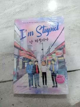 Buku Novel Fiksi Korea I'm Stupid (BTS x BLACKPINK) by Diandra Kanaya