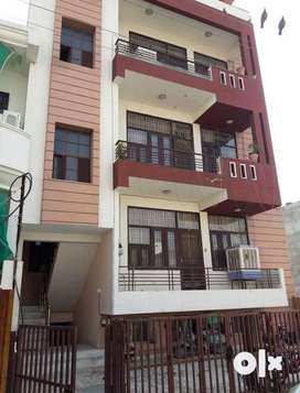 3BHK wel maintained flat