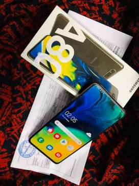 Samsung A80 128GB just 2 month old