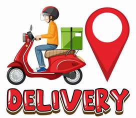 Delivery Rider Job PART TIME - FULL TIME