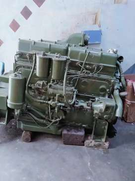OM 360 Mercedes double head engine
