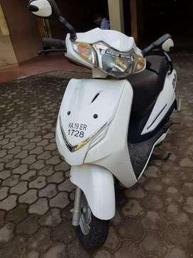 Hero Duet [Model 2015-2016], Second Owner, 38800 Kms Run