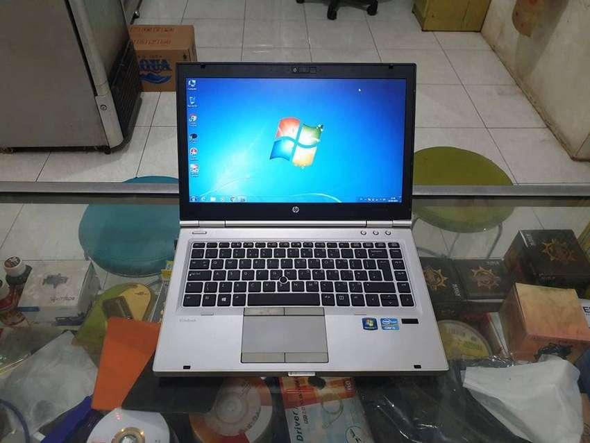 HP EliteBook 8470p Prosesor Intel Core i5-3320M ram 8 giga garansi 0
