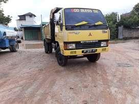 Dump truck ps 120 tahun 2001