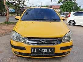 Dp20jt Hyundai Getz 2006 Metik Asli Bjm