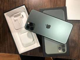 Iphone 11 Pro Max 256GB (Single + ESim) PTA Approved