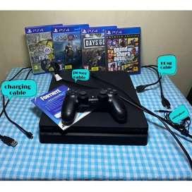 PS4 Slim 2 TB