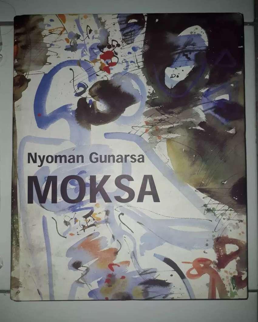 Buku Moksa I Nyoman Gunarsa.