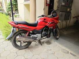 Karizma R model with minimum running