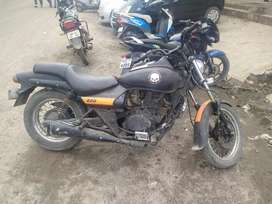 Very good condition full modified