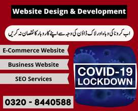 Website Design / Web Development / SEO Services / Wordpress / php