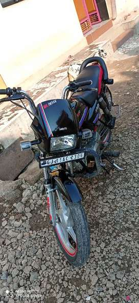 HERO HONDA MOTORS LTD SPLENDOR PRO CAST SELF