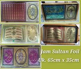 Jam Sultan Foil