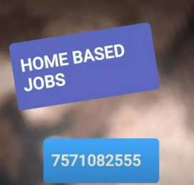 No need of experience for data entry job at home based