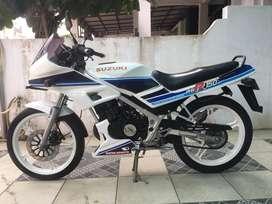 Suzuki RG 150 Sprinter koleksi