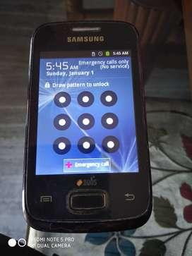 Galaxy Y Duos GT-S6102+ JIO Router