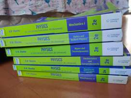 Cengage book collection for JEE.