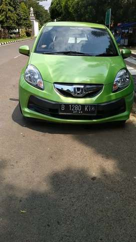 Jual mobil Brio CBU asli Thailand 1300cc matic