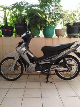 Di jual Honda Supra X 125