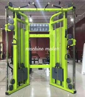 Full new gym  sétúp