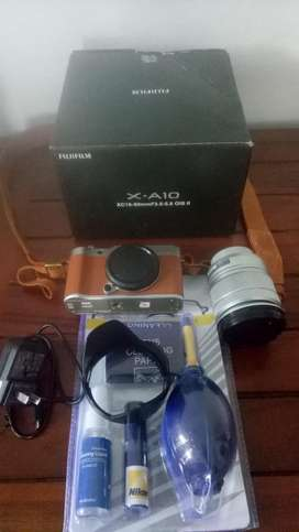 Camera fujifilm XA-10