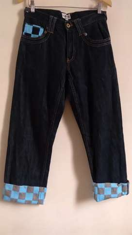 Panjang Jeans second import brand Nylaus size 30 (LP 78 - 80)