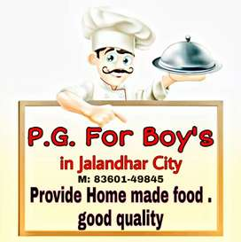 P.G. for boy's