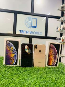 iphone xs max 64 & 256 GB