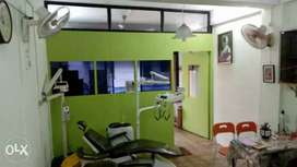 DENTAL CLINIC  EQUIPMENT'S