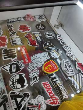 Sticker Anti Air Murah