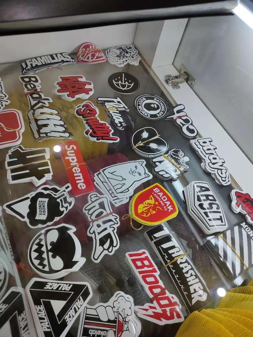 Sticker Anti Air Murah 0