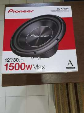 Audio sound system mobil